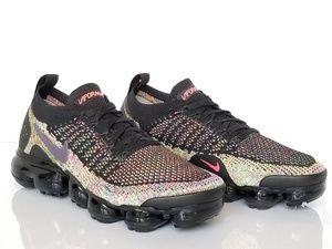 Nike Air Max Vapor Flyknit 2 942843-015 Womens 7.0